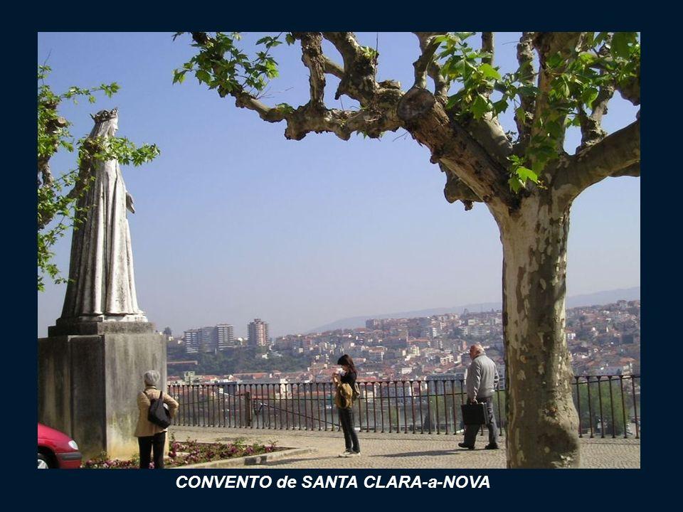 CONVENTO de SANTA CLARA-a-NOVA