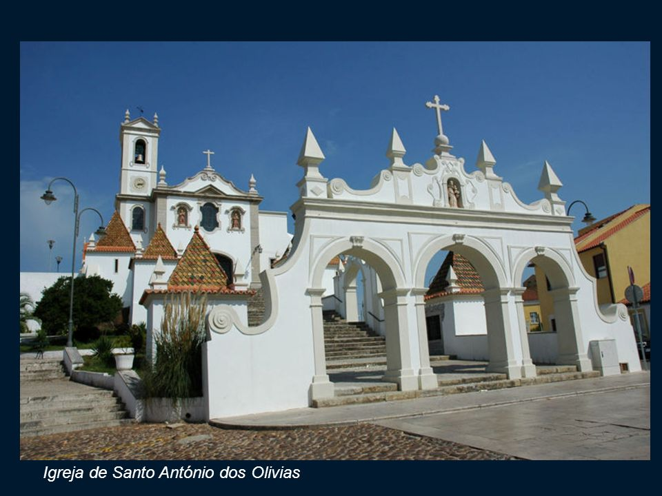 Igreja de Santo António dos Olivias