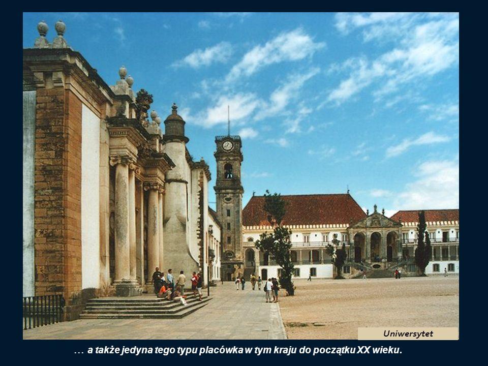 Uniwersytet ... a także jedyna tego typu placówka w tym kraju do początku XX wieku.