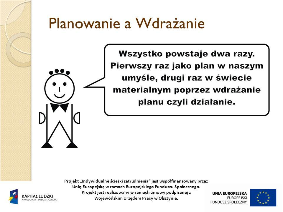 Planowanie a Wdrażanie