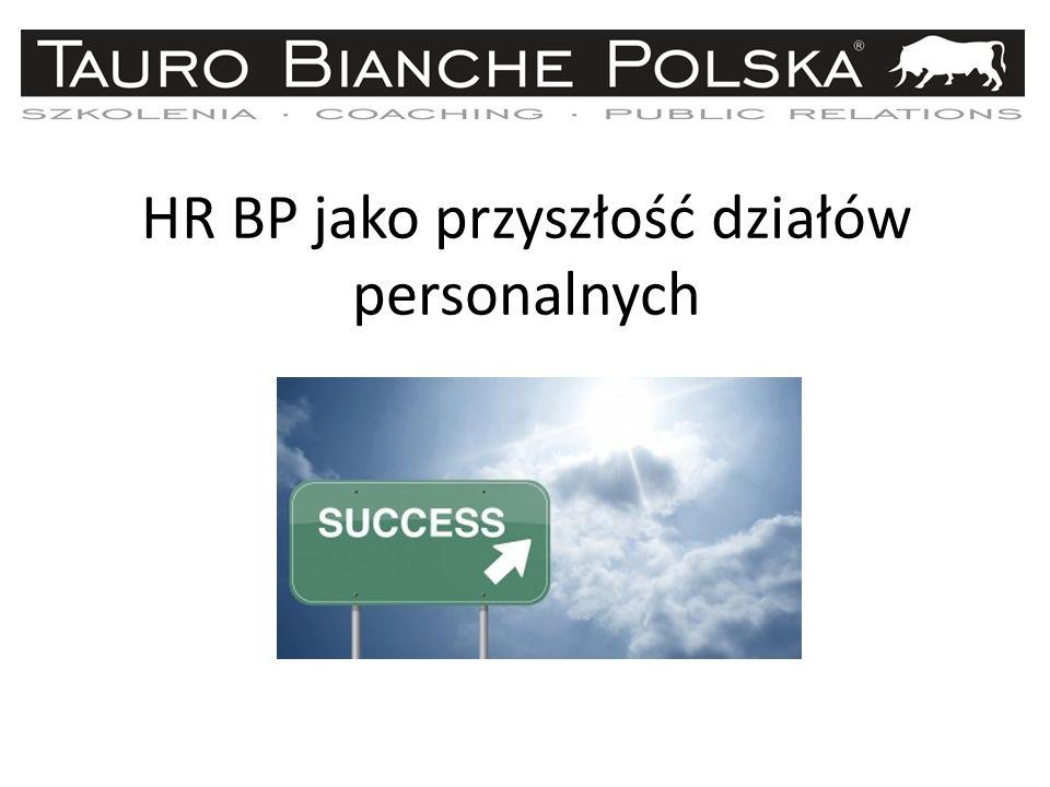 HR BP jako przyszłość działów personalnych