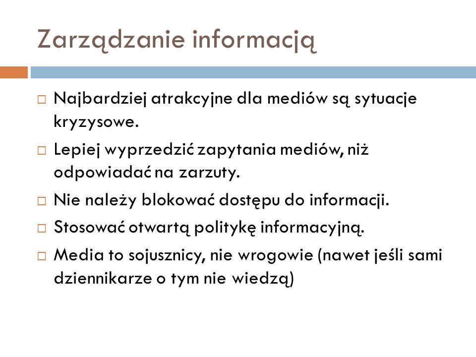 Zarządzanie informacją