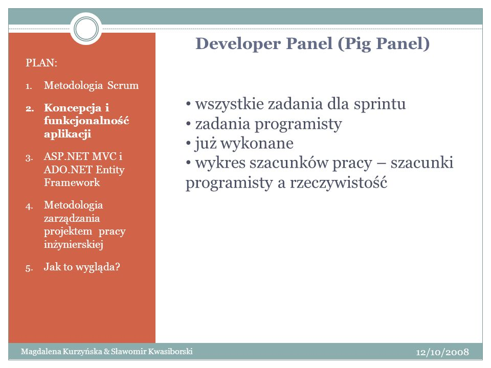 Developer Panel (Pig Panel)