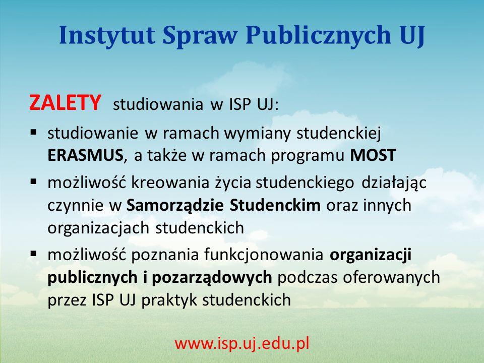 Instytut Spraw Publicznych UJ