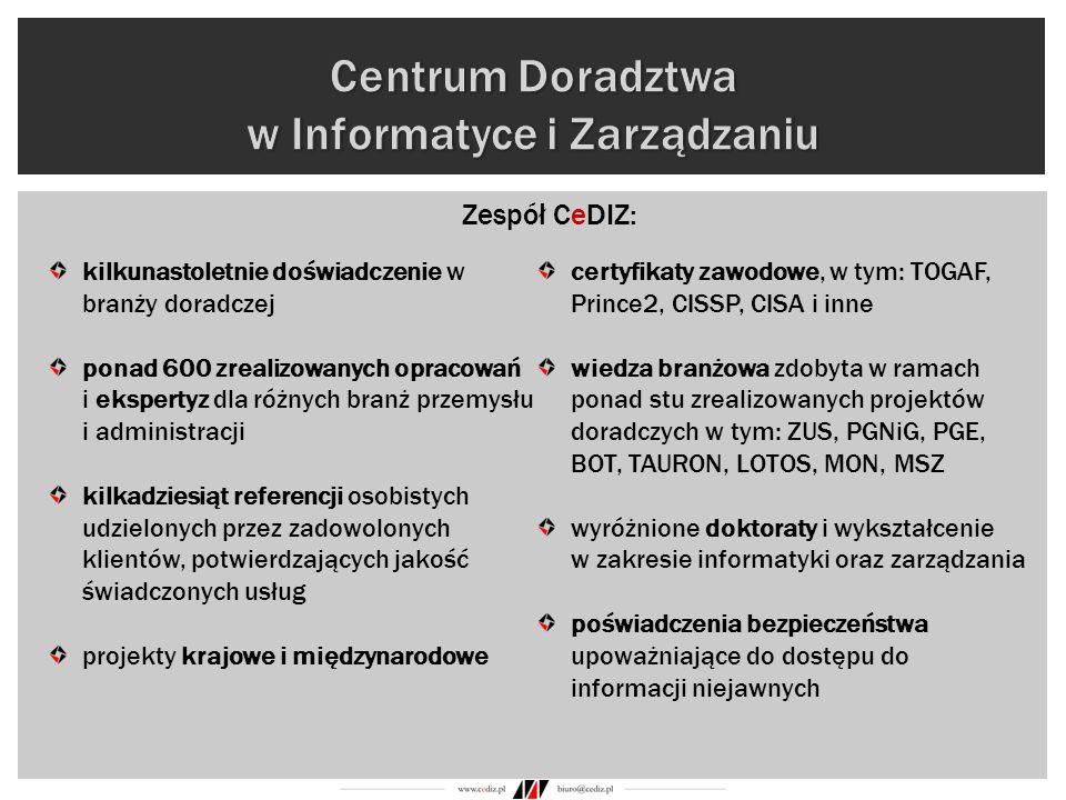 Centrum Doradztwa w Informatyce i Zarządzaniu