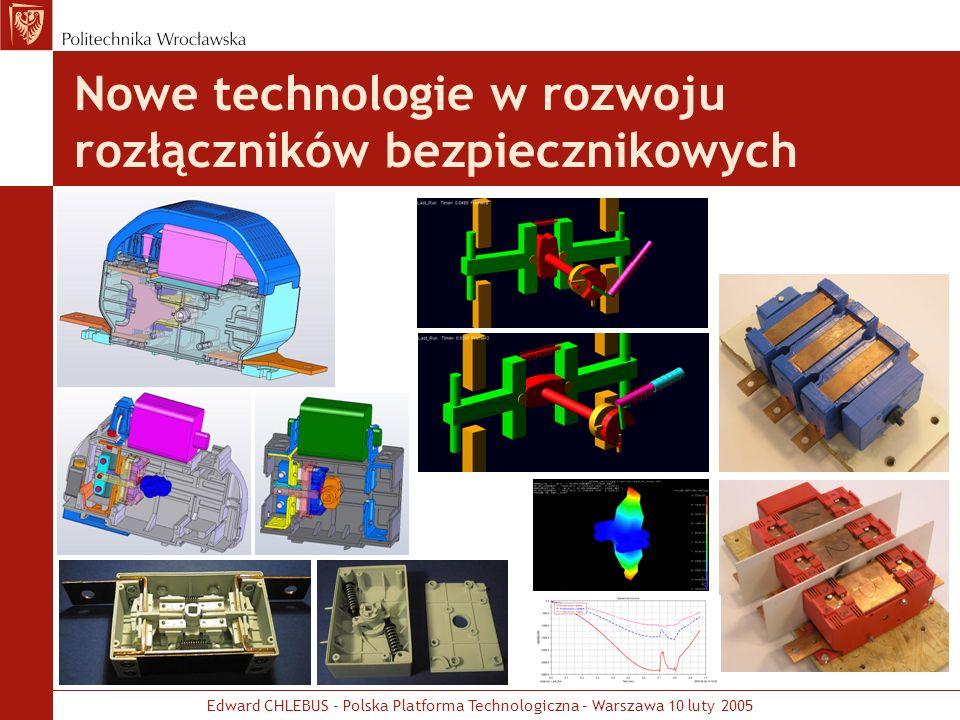 Nowe technologie w rozwoju rozłączników bezpiecznikowych