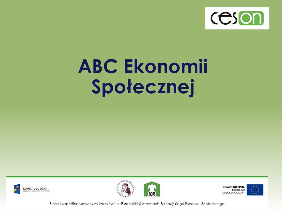 ABC Ekonomii Społecznej