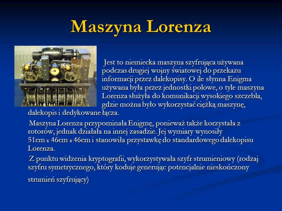 Maszyna Lorenza