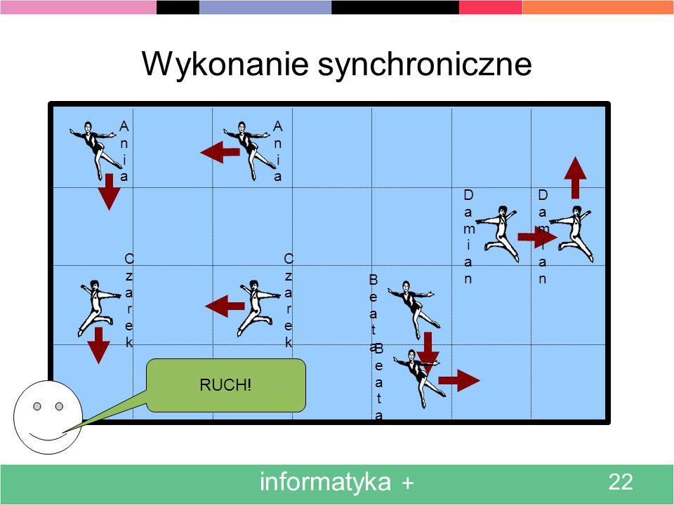 Wykonanie synchroniczne