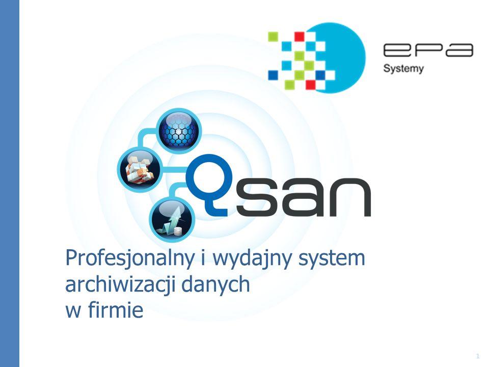 Profesjonalny i wydajny system archiwizacji danych w firmie