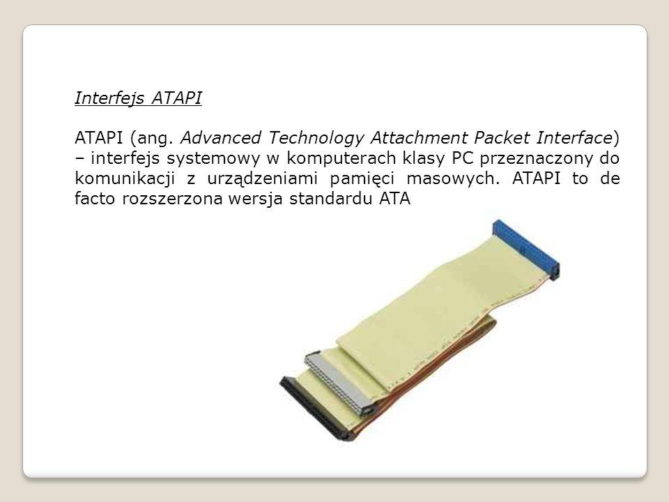 Interfejs ATAPI