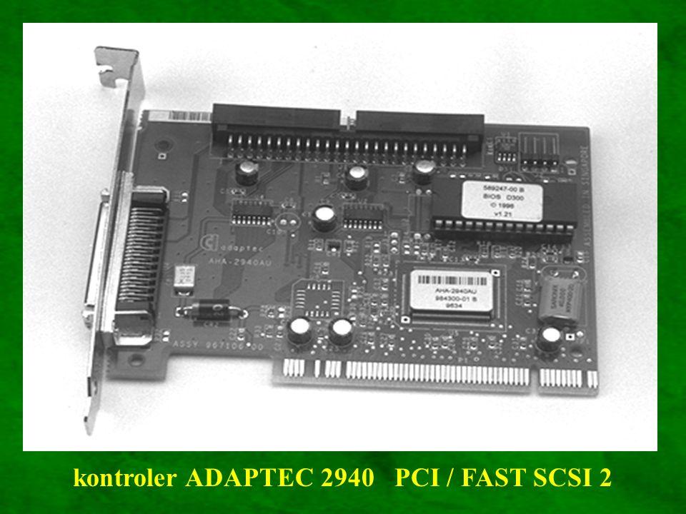 kontroler ADAPTEC 2940 PCI / FAST SCSI 2