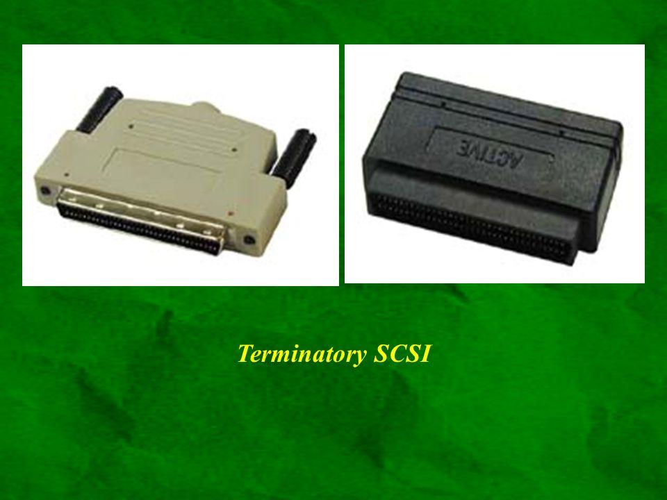 Terminatory SCSI