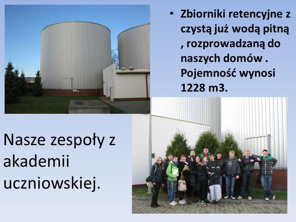 Nasze zespoły z akademii uczniowskiej.