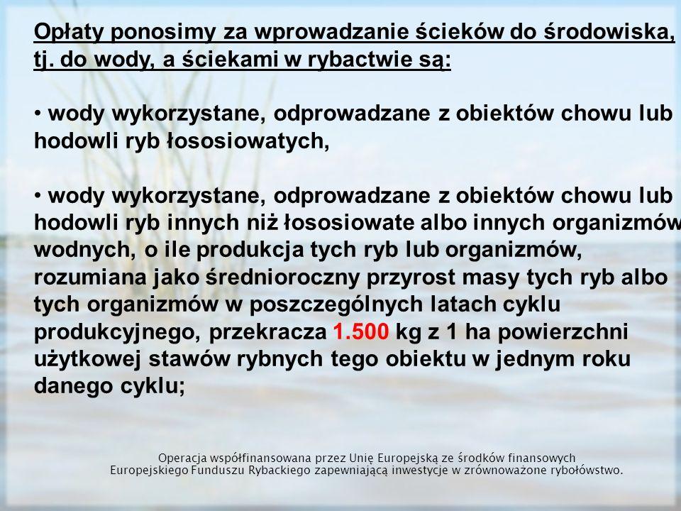 Operacja współfinansowana przez Unię Europejską ze środków finansowych