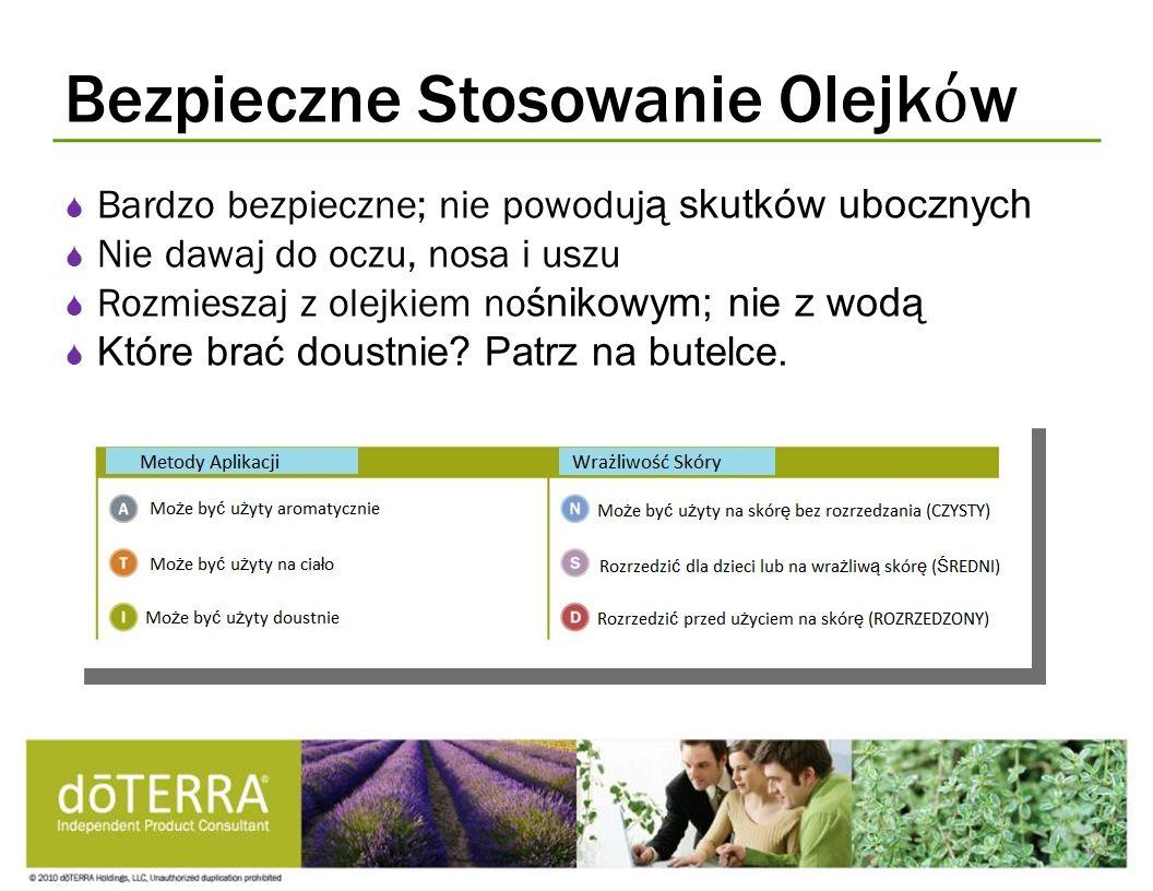 Bezpieczne Stosowanie Olejkόw