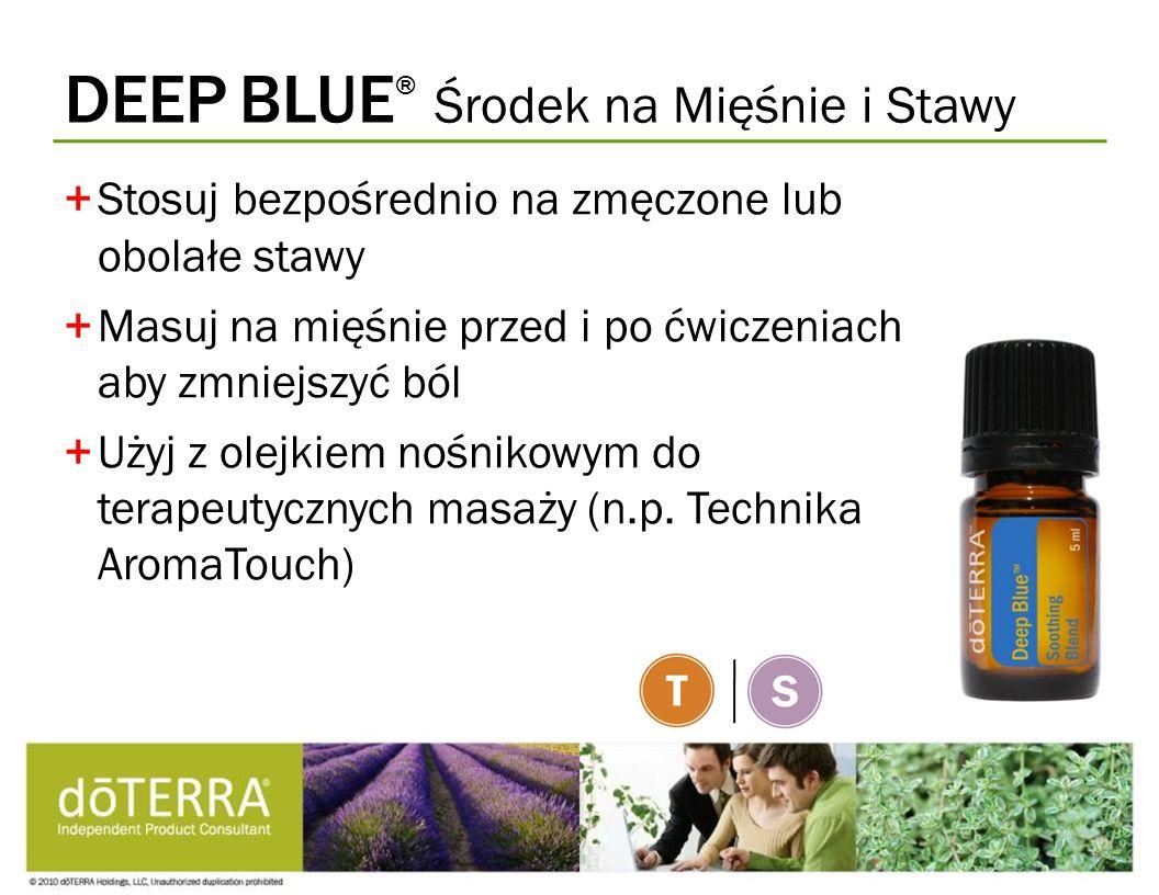 DEEP BLUE® Środek na Mięśnie i Stawy