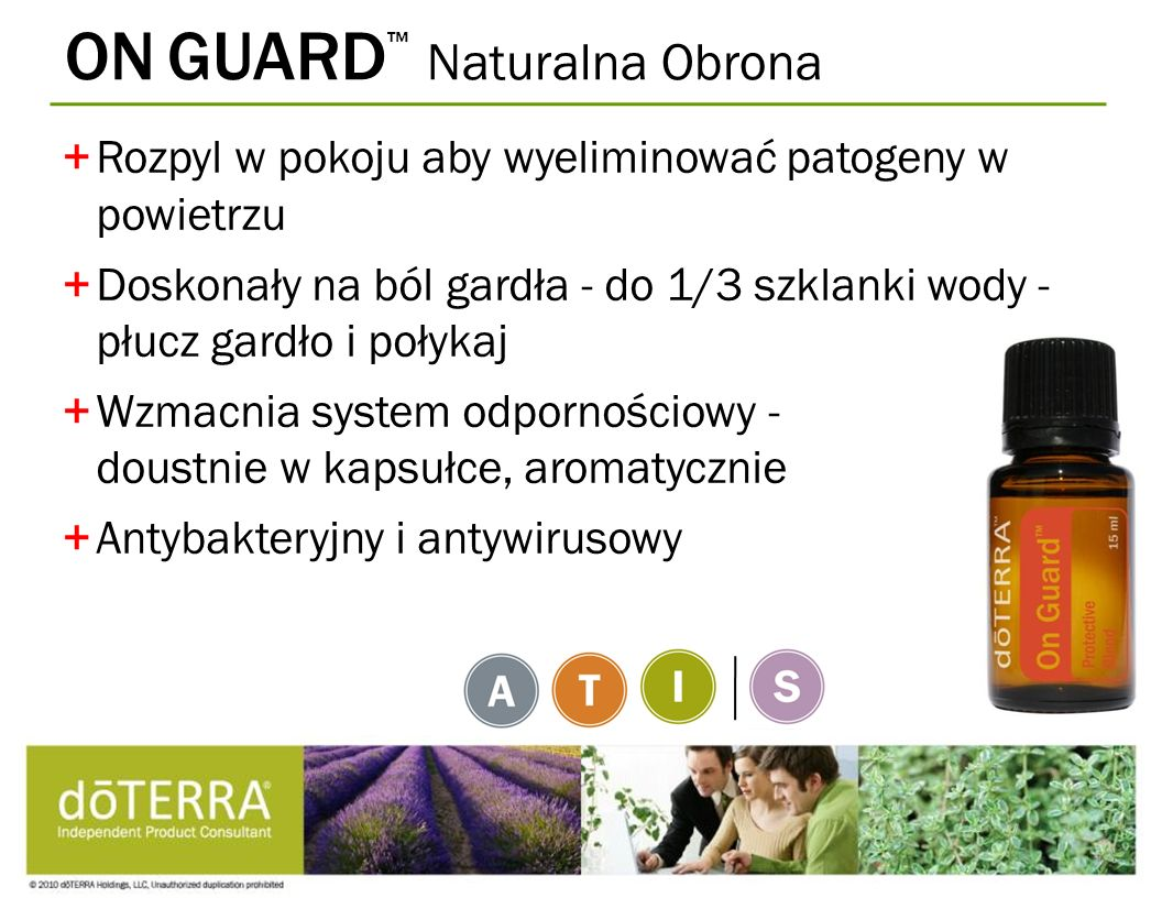 ON GUARD™ Naturalna Obrona