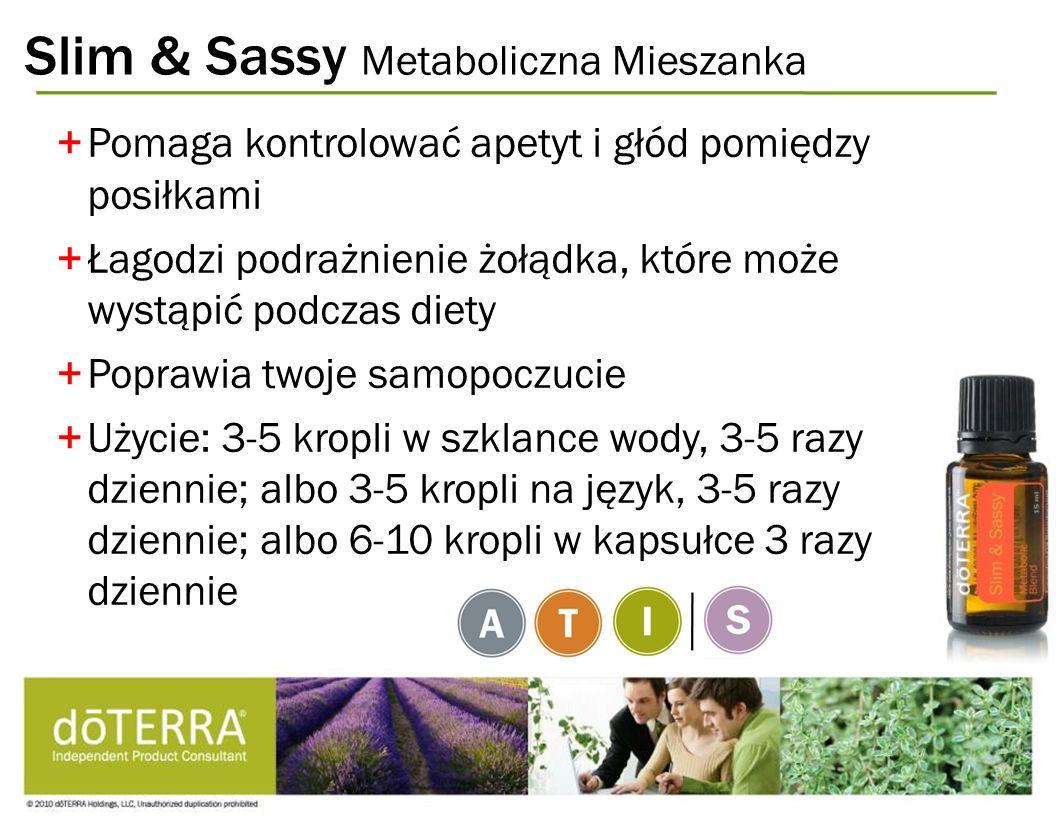 Slim & Sassy Metaboliczna Mieszanka