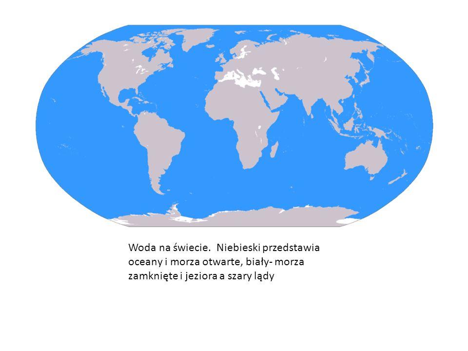 Woda na świecie.