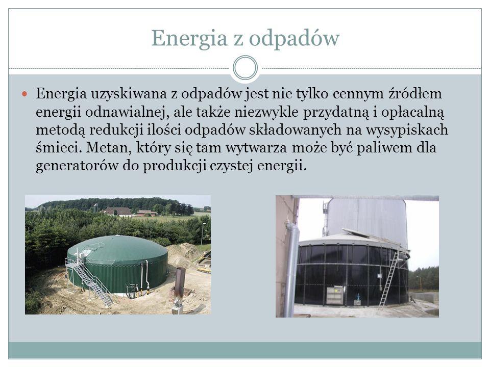 Energia z odpadów