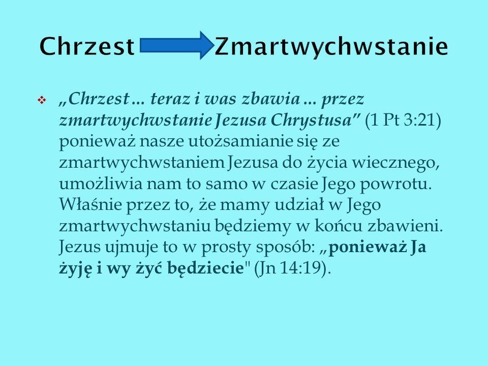 Chrzest Zmartwychwstanie