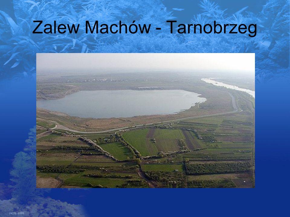 Zalew Machów - Tarnobrzeg