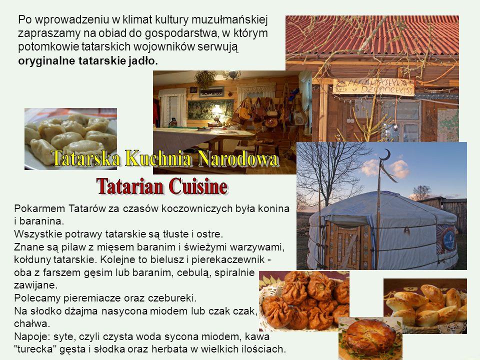 Tatarska Kuchnia Narodowa