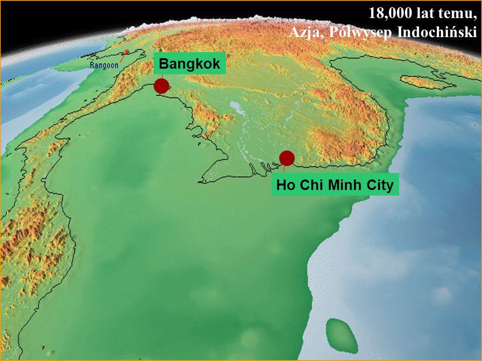 Azja, Półwysep Indochiński