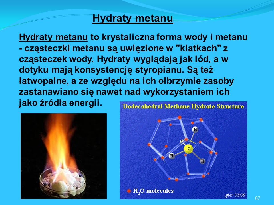 Hydraty metanu