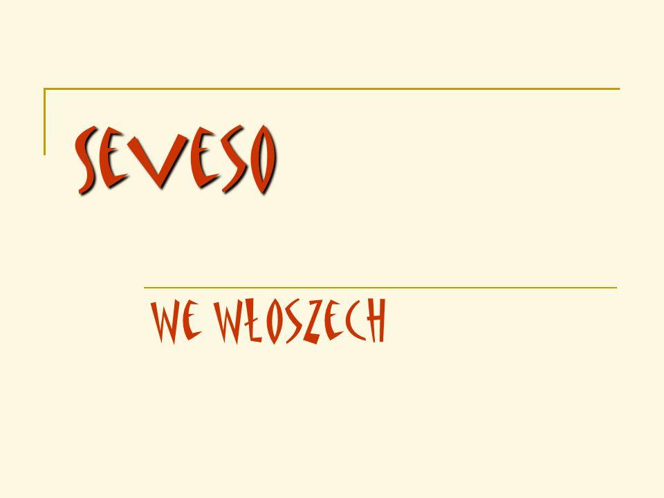 Seveso We Włoszech