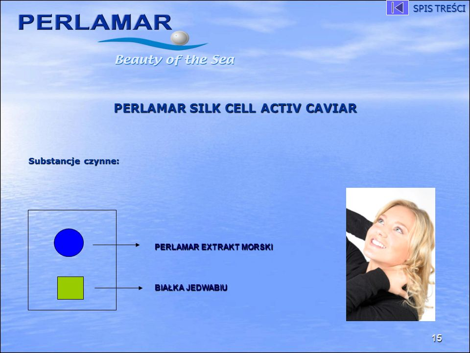 PERLAMAR SILK CELL ACTIV CAVIAR