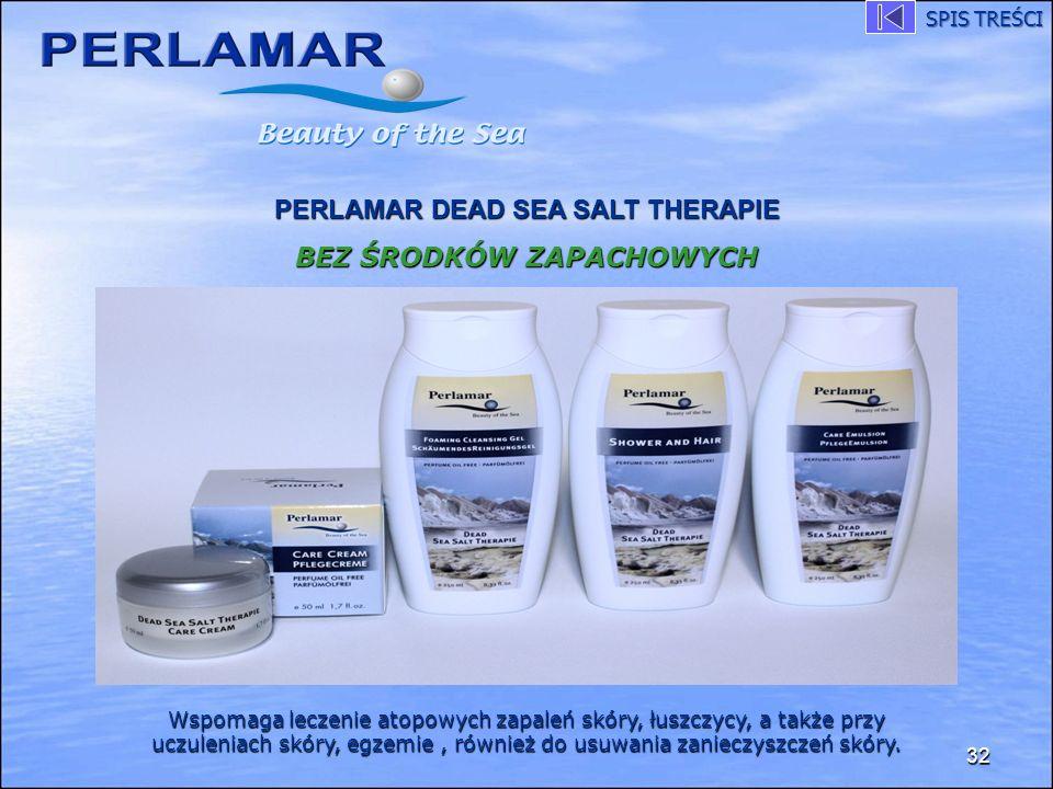 PERLAMAR DEAD SEA SALT THERAPIE BEZ ŚRODKÓW ZAPACHOWYCH