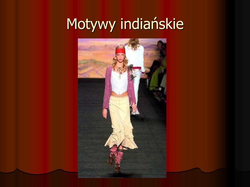 Motywy indiańskie