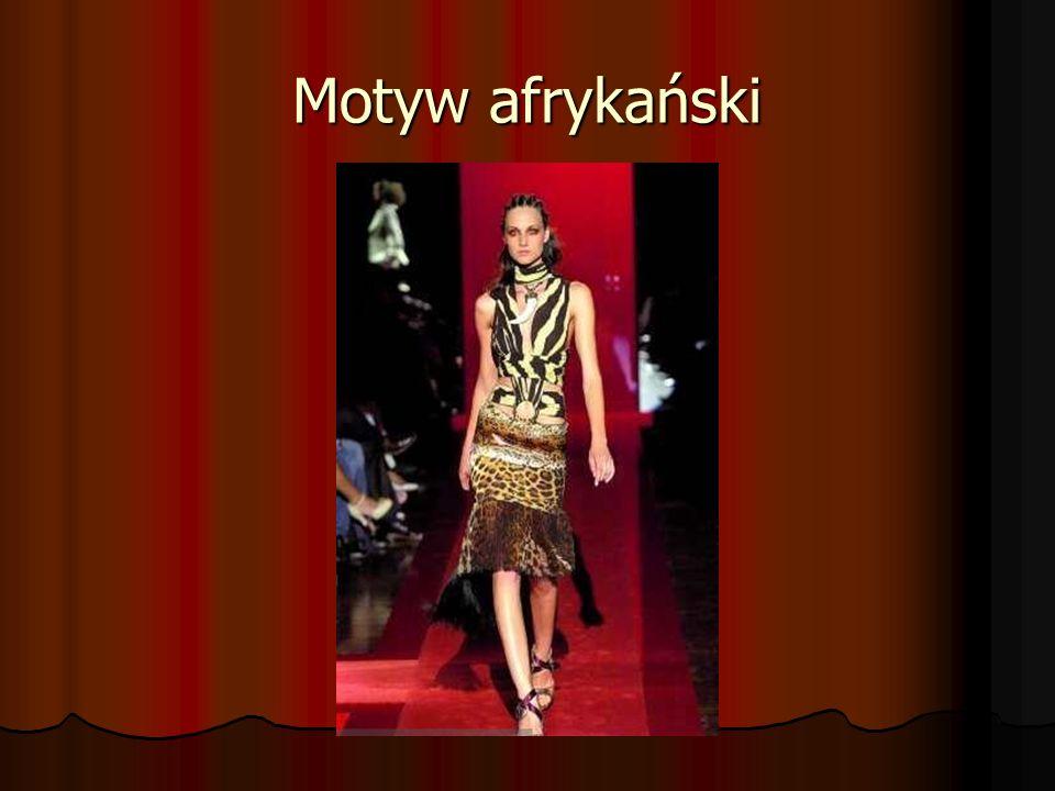Motyw afrykański