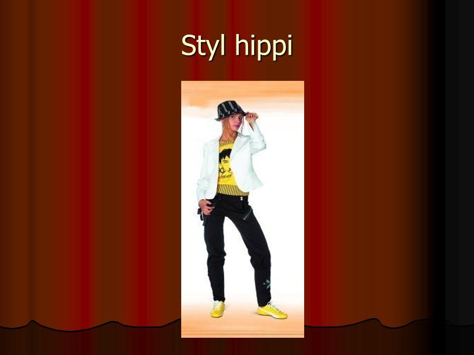 Styl hippi