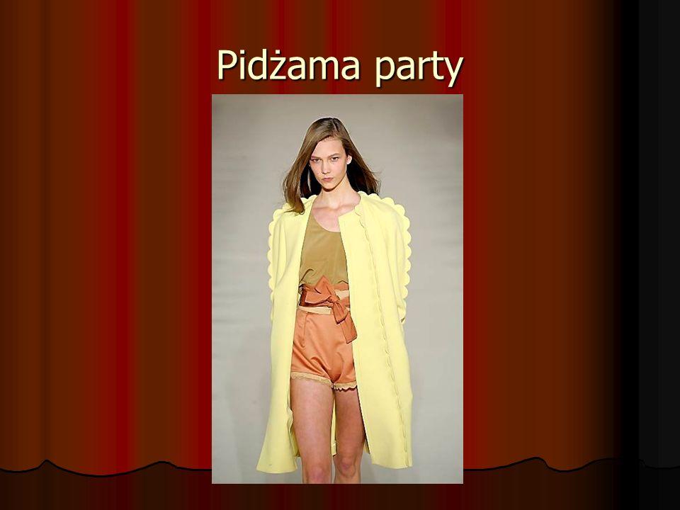Pidżama party