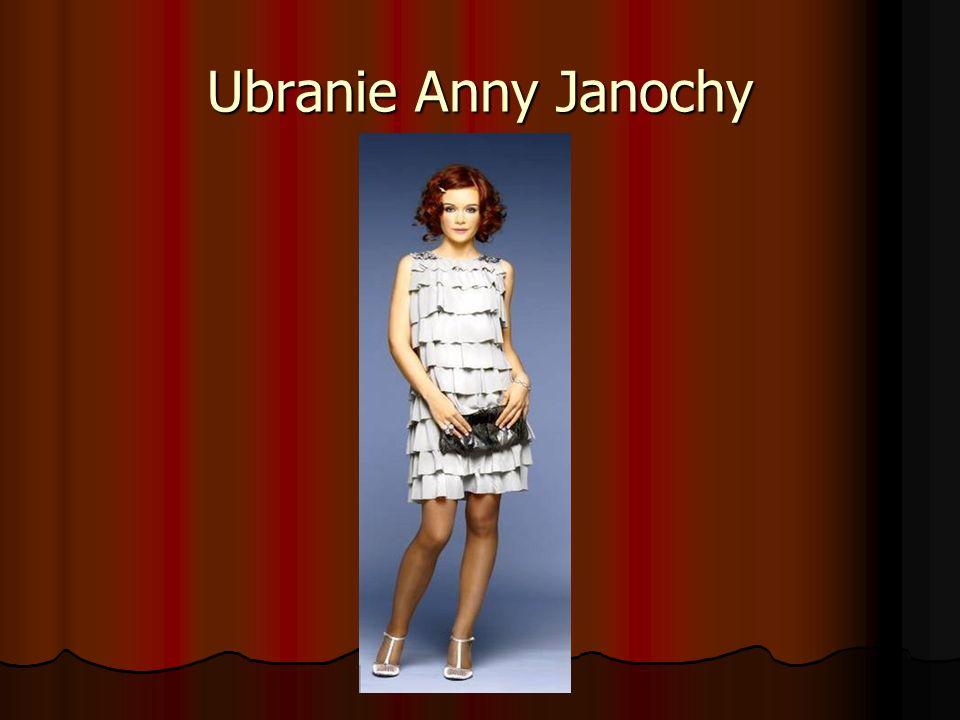 Ubranie Anny Janochy