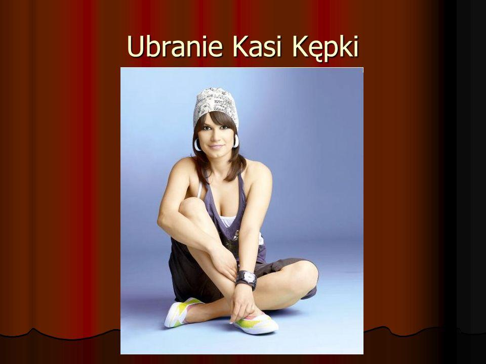 Ubranie Kasi Kępki