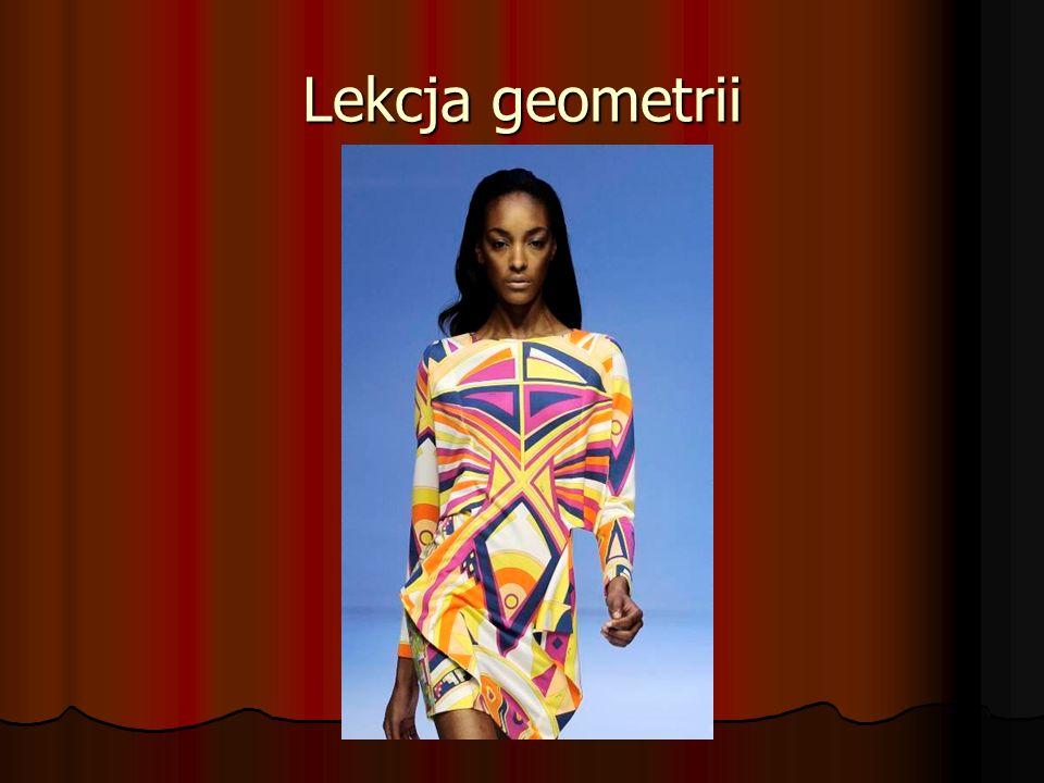 Lekcja geometrii