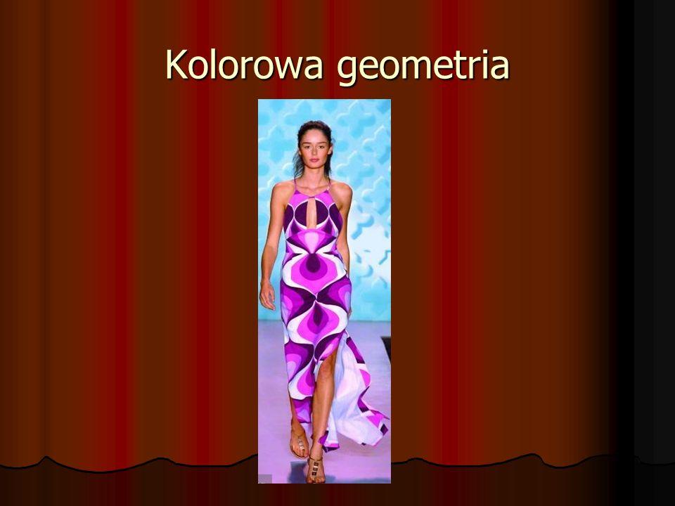 Kolorowa geometria