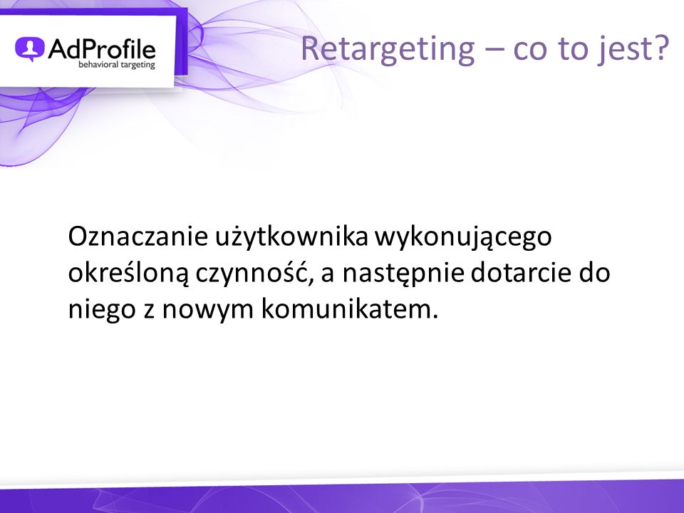 Retargeting – co to jest