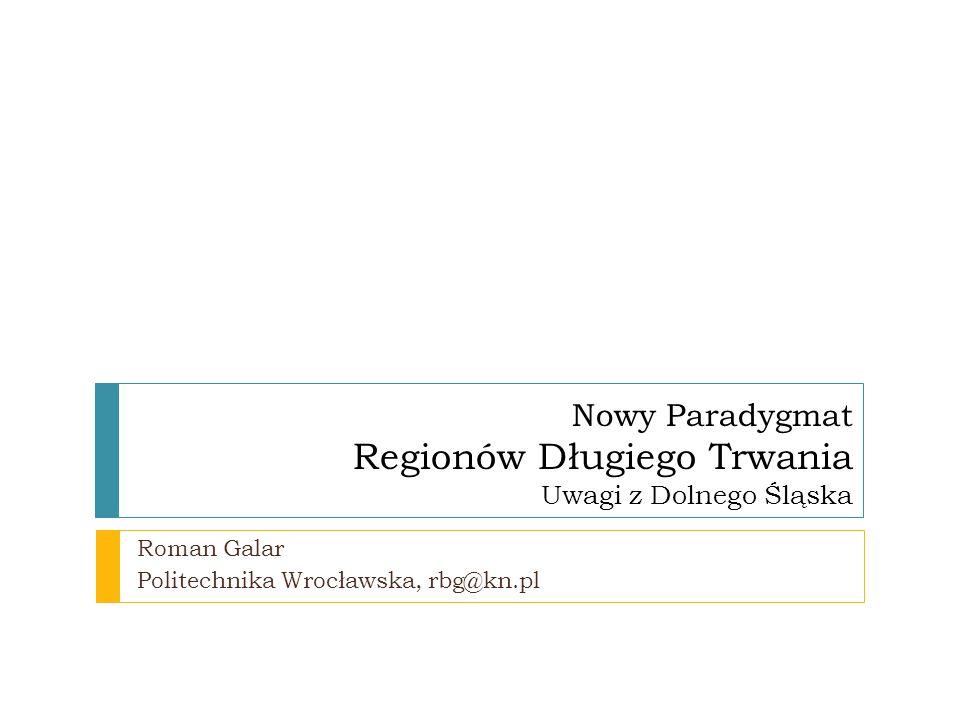 Roman Galar Politechnika Wrocławska, rbg@kn.pl