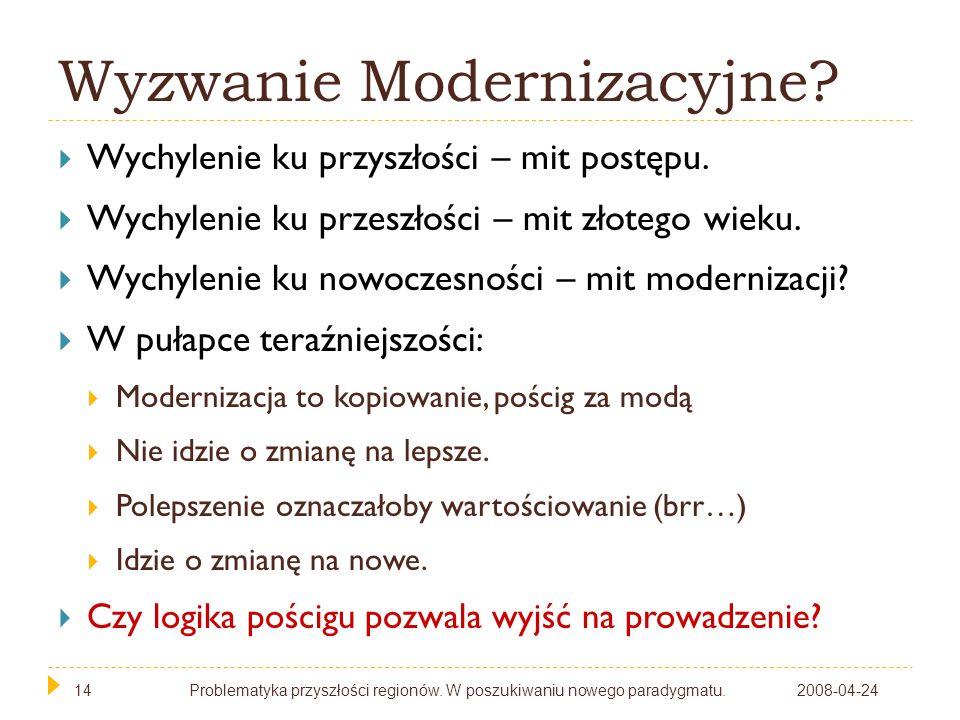 Wyzwanie Modernizacyjne