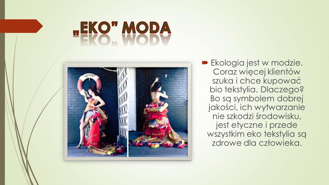 """""""EKO MODA"""