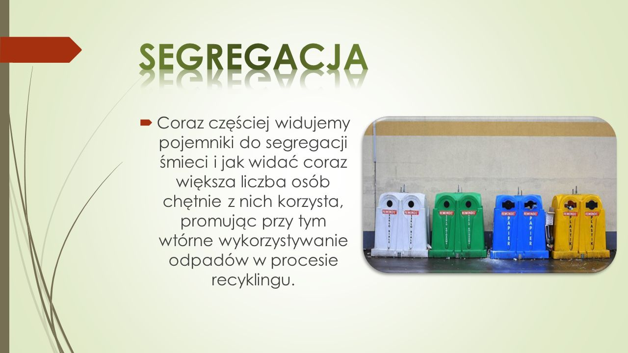 SEGREGACJA