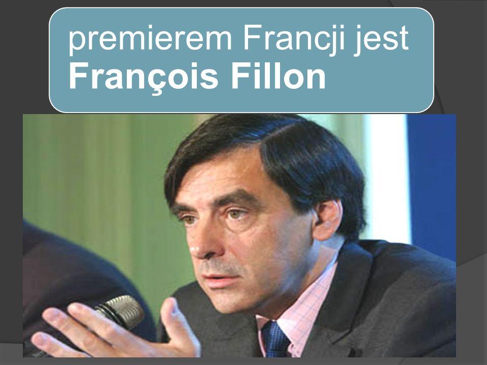 premierem Francji jest François Fillon