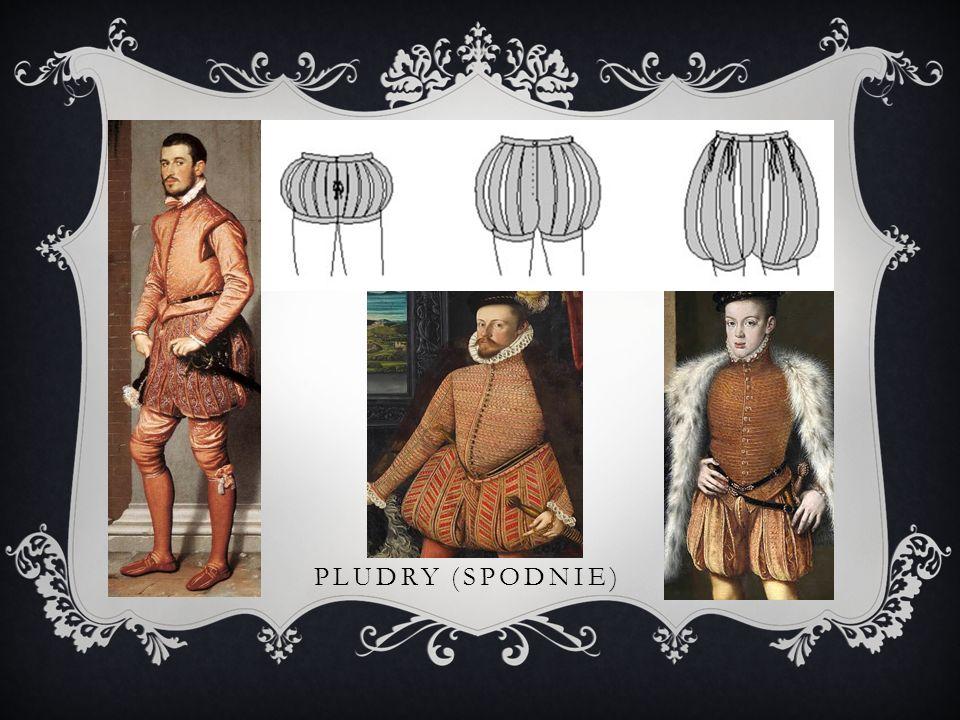 Pludry (spodnie)
