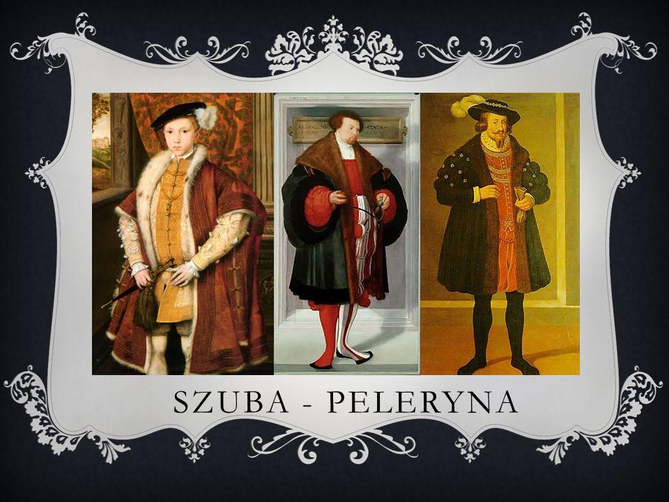 Szuba - peleryna