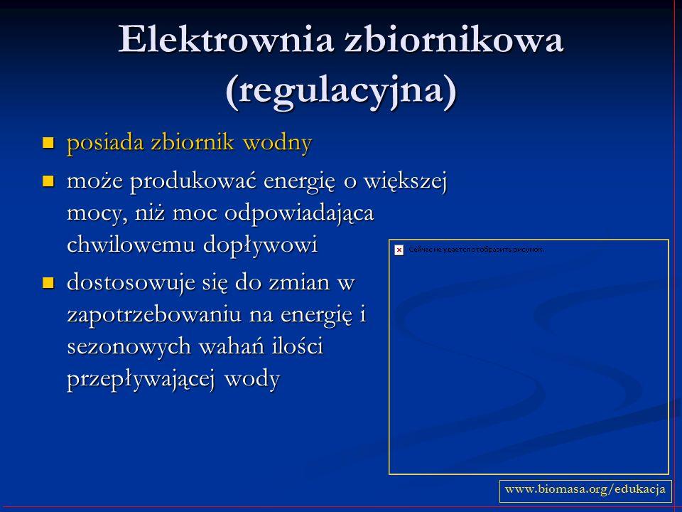 Elektrownia zbiornikowa (regulacyjna)